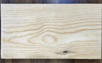 Co2timber feather edge rough side