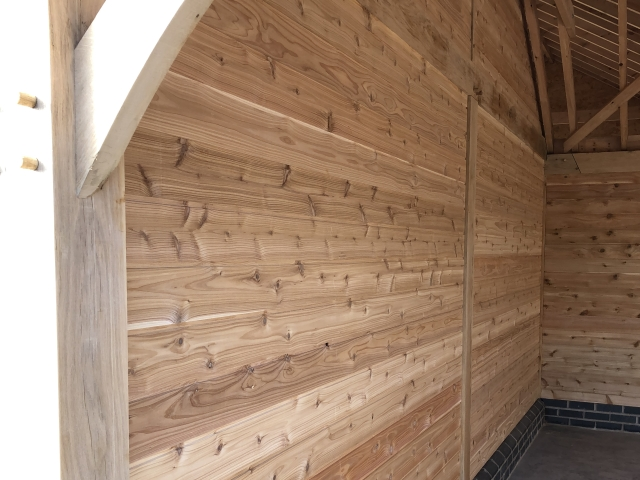 Co2 Timber Cedar Cladding 102