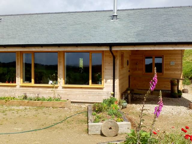 47 Shadow Gap Cedar Cladding by Co2 Timber