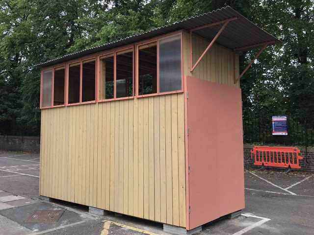 59 Western Red Cedar UK Shed