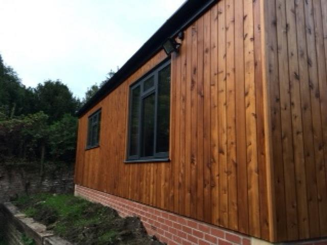68 Timber Cladding CO2 Timber Shadow Gap