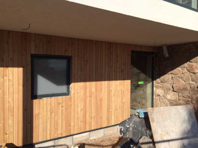 Co2 Timber profile cladding