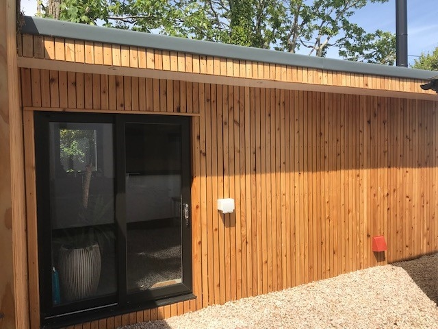 Co2 Timber Cedar Cladding 115