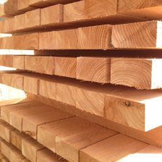 Co2Timber home grown western red cedar