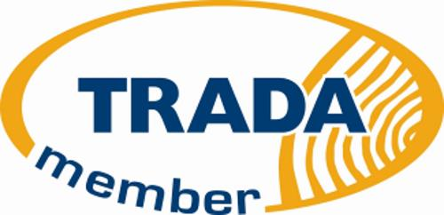 Trada logo Co2 Timber